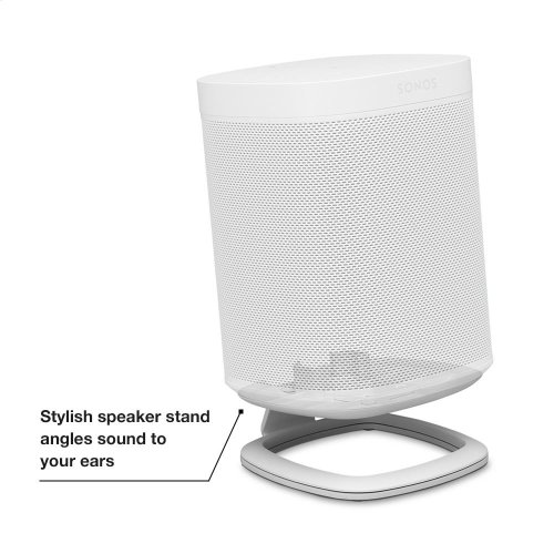 White- A stylish and compact desktop solution.