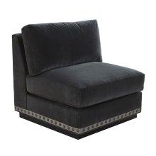 Boho Armless Chair