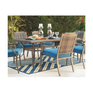 Ashley Furniture Rect Dining Table W/umb Opt