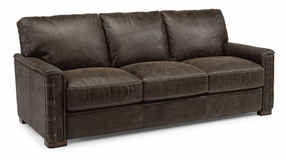 Charmant Lomax Leather Sofa
