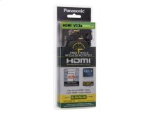 Panasonic 180 Degree Free - Angle HDMI Cable, 4.9 ft.