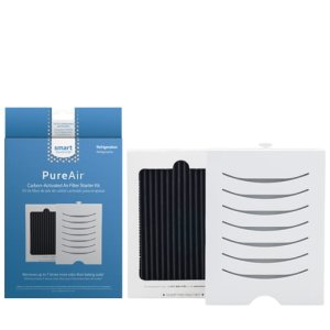 Smart Choice PureAir Carbon-Activated Air Filter Starter Kit -