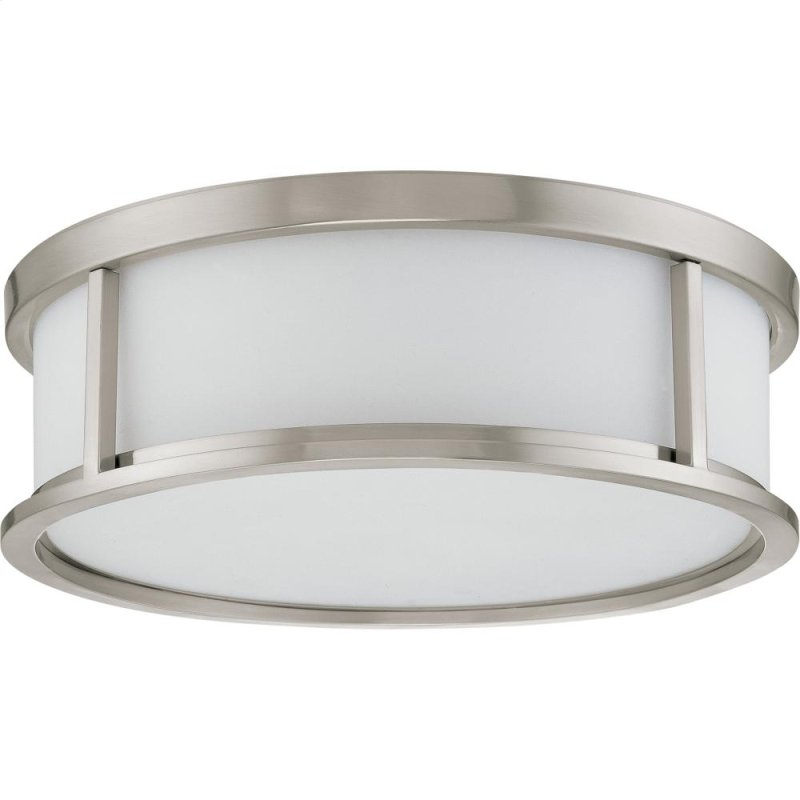 602864 in by Nuvo Lighting in New Milford, CT - 3-Lights Large Flush ...