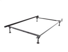 I-34G Mantua Insta-Lock Twin/Full Bed Frame with Glides