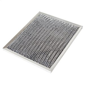 Non-Duct Charcoal Replacement Filter for use with Select Broan Range Hoods 8-3/4