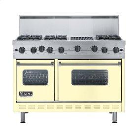 "Lemonade 48"" Open Burner Range - VGIC (48"" wide, six burners 12"" wide char-grill)"