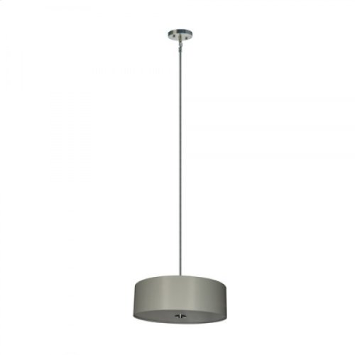 Lyell Forks Collection Four Light Pendant