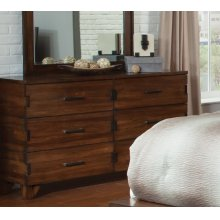 Yorkshire Six-drawer Dresser
