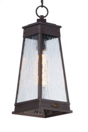 Schooner 1-Light Outdoor Pendant