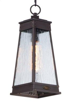 Schooner 1-Light Outdoor Pendant