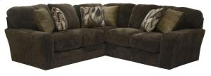 Jackson - Everest Sectional - Chocolate