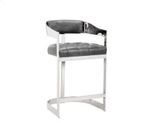 Beaumont Counter Stool - Grey