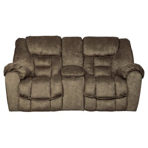 Signature Design by AshleySIGNATURE DESIGN BY ASHLEYCapehorn Reclining Loveseat With Console