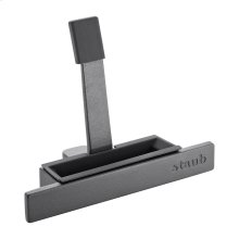 Staub Cast Iron Lid Holder - Black