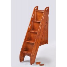 Spice Bunk Stairs