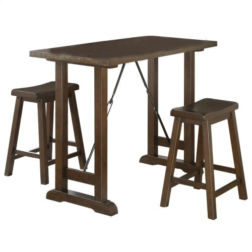 Awesome 568632 In By Homelegance In Newmarket On 3 Piece Counter Ibusinesslaw Wood Chair Design Ideas Ibusinesslaworg