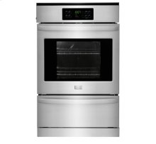 Floor Model Clearance - Frigidaire 24'' Single Gas Wall Oven