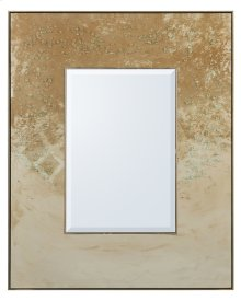 Mary Hong's Bronze Wall Mirror