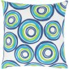 "Miranda MRA-005 18"" x 18"" Pillow Shell with Polyester Insert"