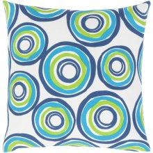 "Miranda MRA-005 18"" x 18"" Pillow Shell Only"