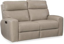 Mowry Power Motion Loveseat w/Pwr Hdrest