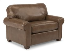 Thornton Leather Chair and a Half