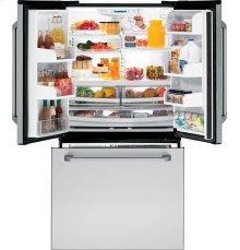 GE Cafe™ 20.9 Cu. Ft. Counter-Depth French Door Refrigerator
