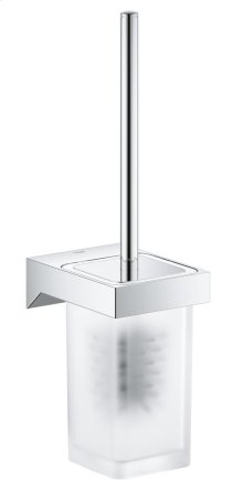 Selection Cube Toilet Brush Set