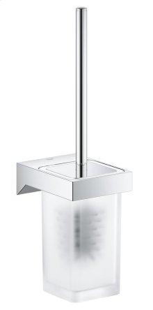 Selection Cube Toilet Brush Set