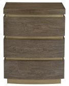Profile Nightstand in Warm Taupe (378) Product Image