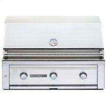 "36"" Sedona by LynxBuilt In Grill with 1 ProSear1 Burner, 1 SS Tube Burner LP"