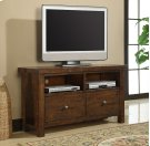 "Emerald Home Castlegate TV Console 54"" Pine E942m Product Image"