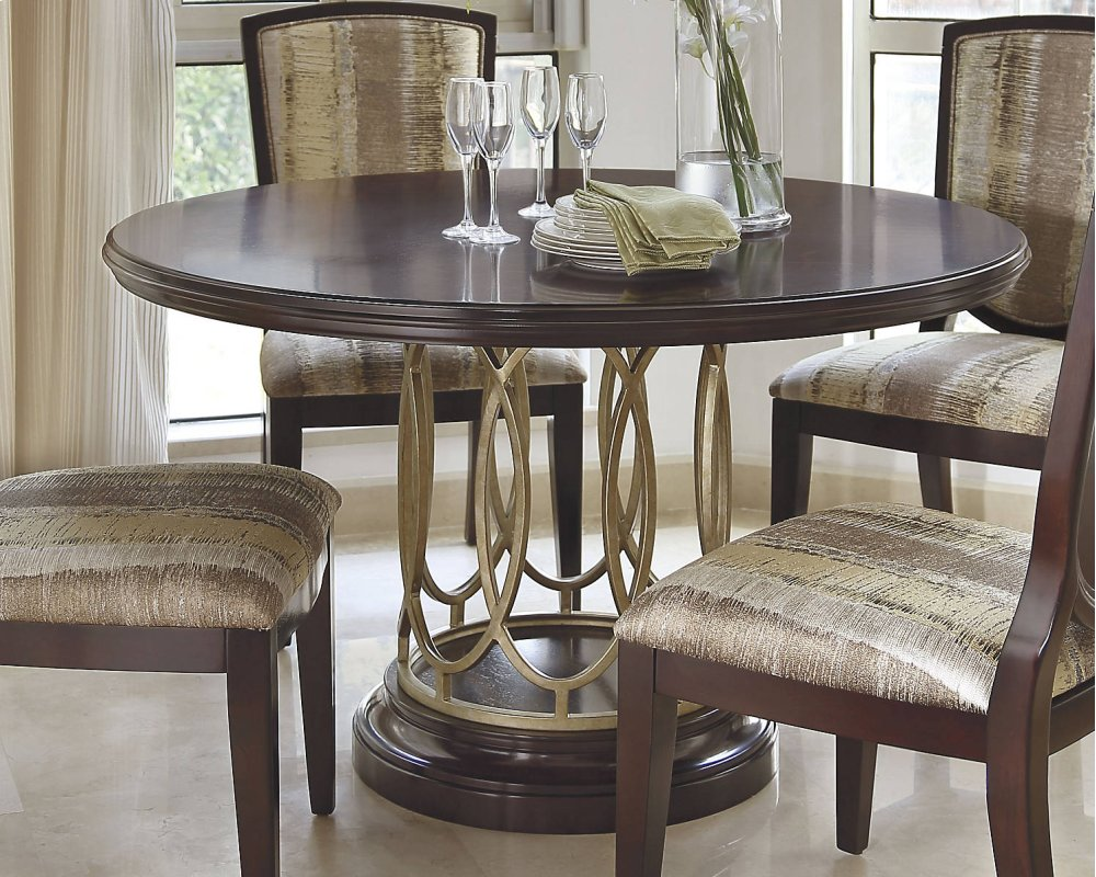 D591050tashley Furniture Round Dining Room Table Top Westco Home