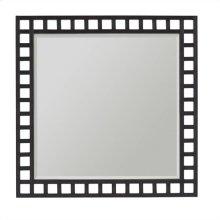 Wicker Park -mirror In Brownstone