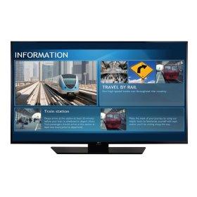 "55"" Class ( 54.9""/1395mm diagonal) LX540S TV Tuner Built-In Digital Signage"