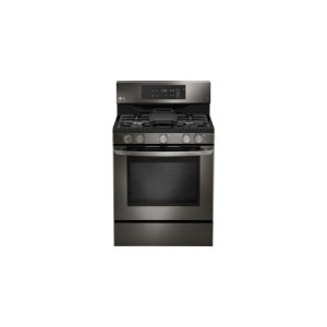 LG Appliances5.4 cu. ft. Gas Single Oven Range with EvenJet Fan Convection and EasyClean(R)