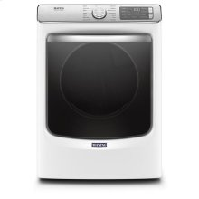 Maytag® Front Load Electric Dryer with Extra Power and Advanced Moisture Sensing with industry-exclusive extra moisture sensor - 7.3 cu. ft. - White