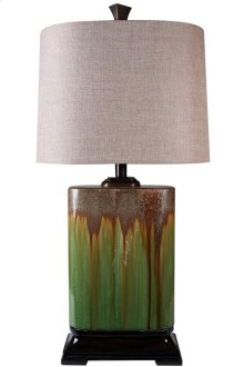 L31425  Alton Ceramic Table Lamp