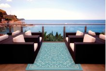 Home & Garden Rs019 Ltb Rectangle Rug 7'9'' X 10'10''