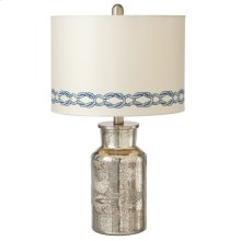 Knot Accent Lamp. 60W Max