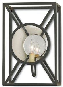 Beckmore Black Wall Sconce