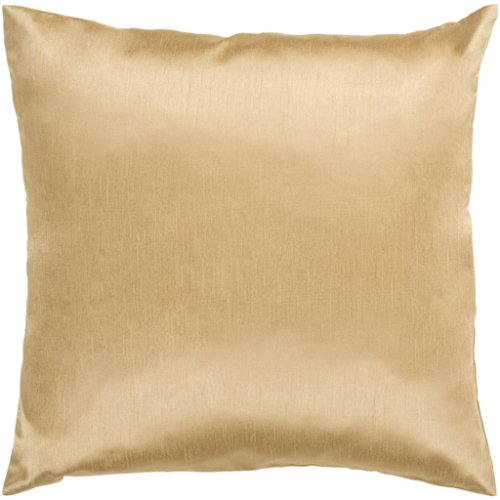"""Solid Luxe HH-038 22"""" x 22"""" Pillow Shell with Down Insert"""