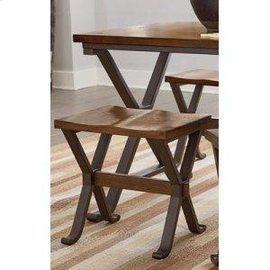 Leg Table Wood Top