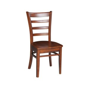 JOHN THOMAS FURNITUREEmily Chair in Espresso
