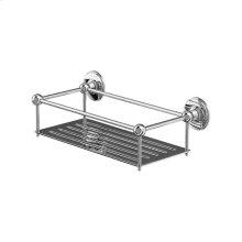 Arcade Wall Basket - Polished Chrome