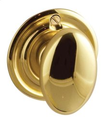 Lifetime Polished Brass 6756 Turn Piece