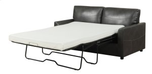 Emerald Home Slumber Full Sleeper W/gel Foam Mattress Charcoal U3215-46-13
