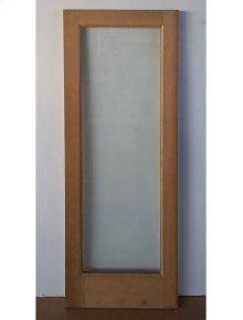 Cedar Glass Door 05 - Old Stock