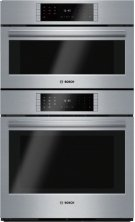 "30"" Steam Convection Combination Oven, HSLP751UC, Stainless Steel Product Image"