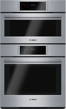 "Benchmark® 30"" Steam Convection Combination Oven, HSLP751UC, Stainless Steel"